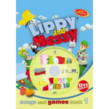 Lippy and Messy - Songs and Games 1 (1-10) + dárek