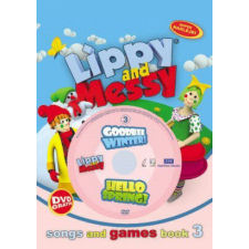 Lippy and Messy - Songs and Games 3 (21-30) + dárek