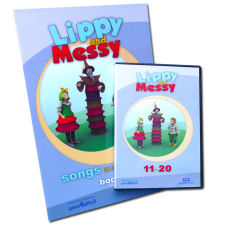 BAZAR: Lippy and Messy - Songs and Games 2 (11-20) + d�rek