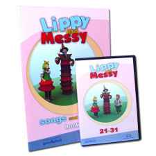 BAZAR: Lippy and Messy - Songs and Games 3 (21-31) + d�rek