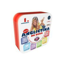 EDDICA Angli�tina do ucha 1. - NOV� VERZE (10x audio CD + 1x CD-ROM) + d�rek