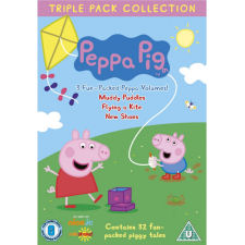 Peppa Pig - Triple Pack 1 (3x DVD film)