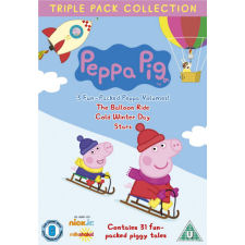 Peppa Pig - Triple Pack 3 (3x DVD film)