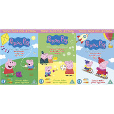 Peppa Pig - Extra Pack (9x DVD film)