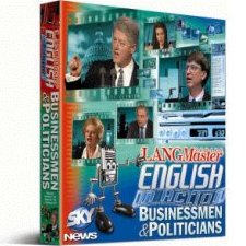 LANGMaster ENGLISH IN ACTION - Businessmen & Politicians