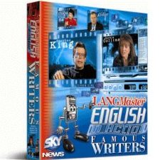 LANGMaster ENGLISH IN ACTION - Famous Writers