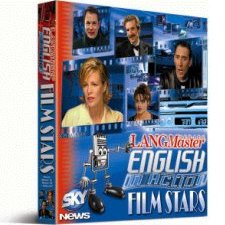 LANGMaster ENGLISH IN ACTION - Film Stars