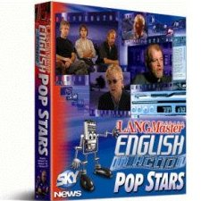 LANGMaster ENGLISH IN ACTION - Pop Stars