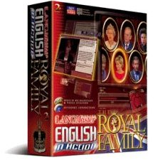 LANGMaster ENGLISH IN ACTION - The Royal Family